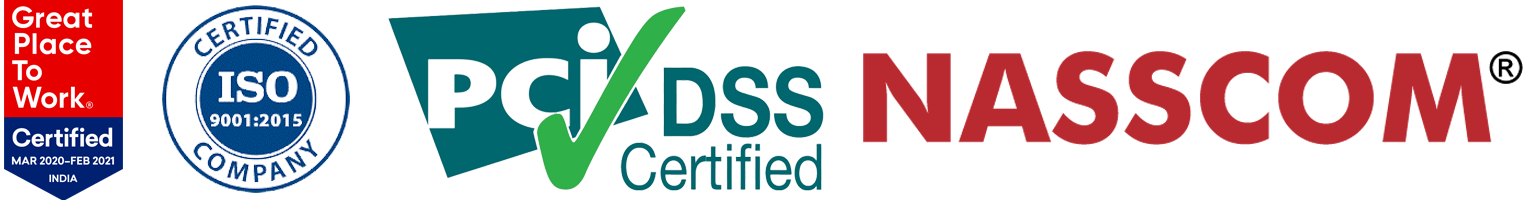 PCI Level 1 Certified Company