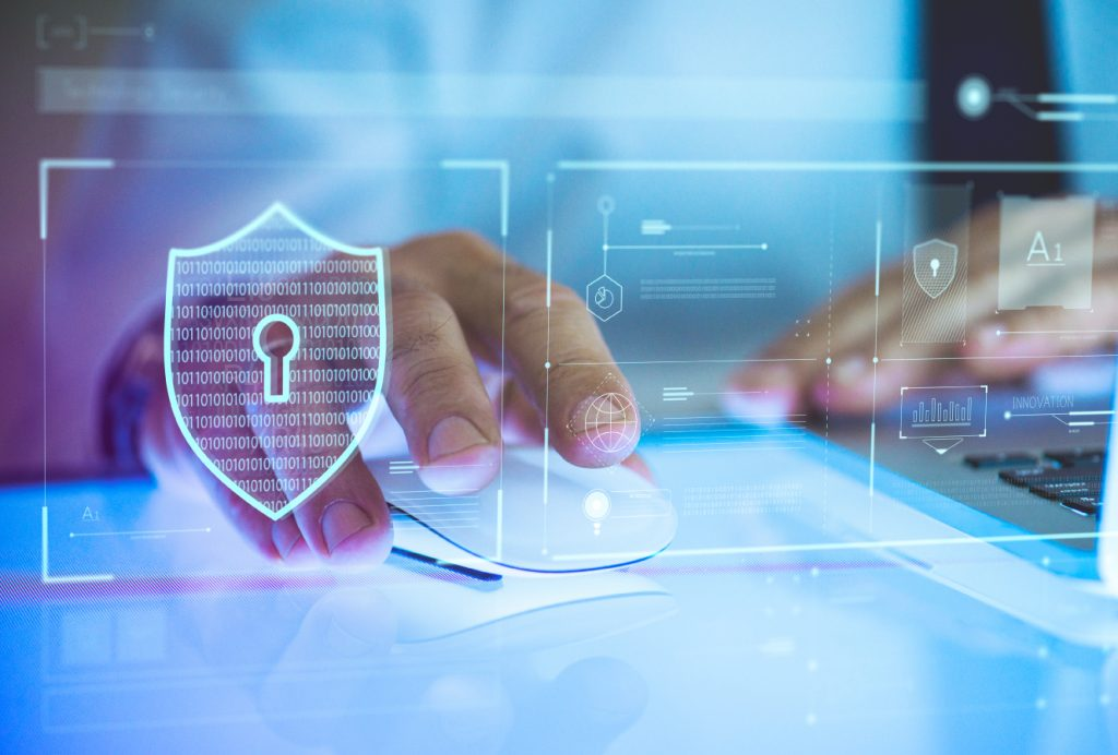 Secure E-Commerce Portal