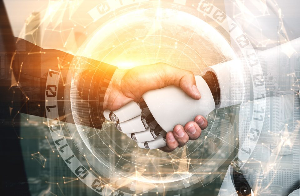 Enabling a Digital Workforce with Robotic Process Automation