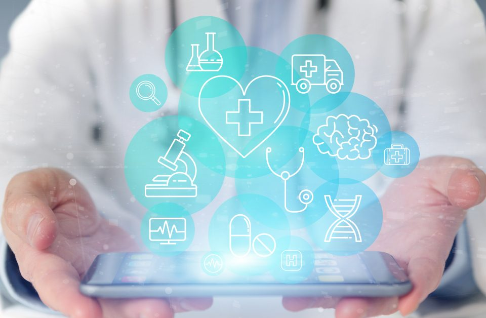 e-commerce in the healthcare sector