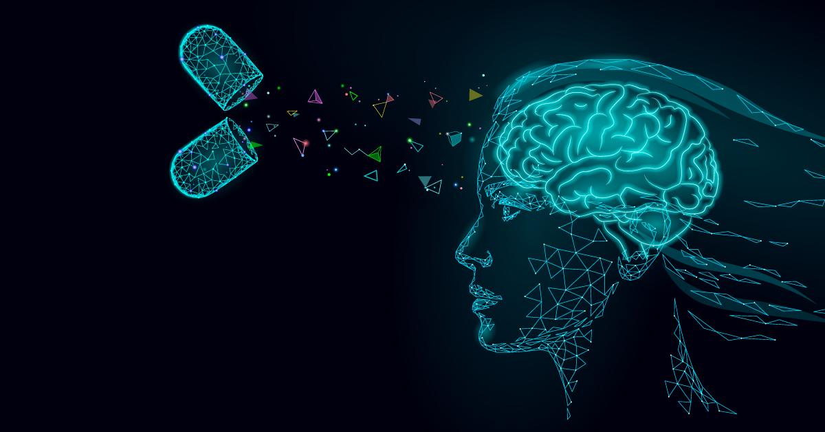 AI discovered molecule